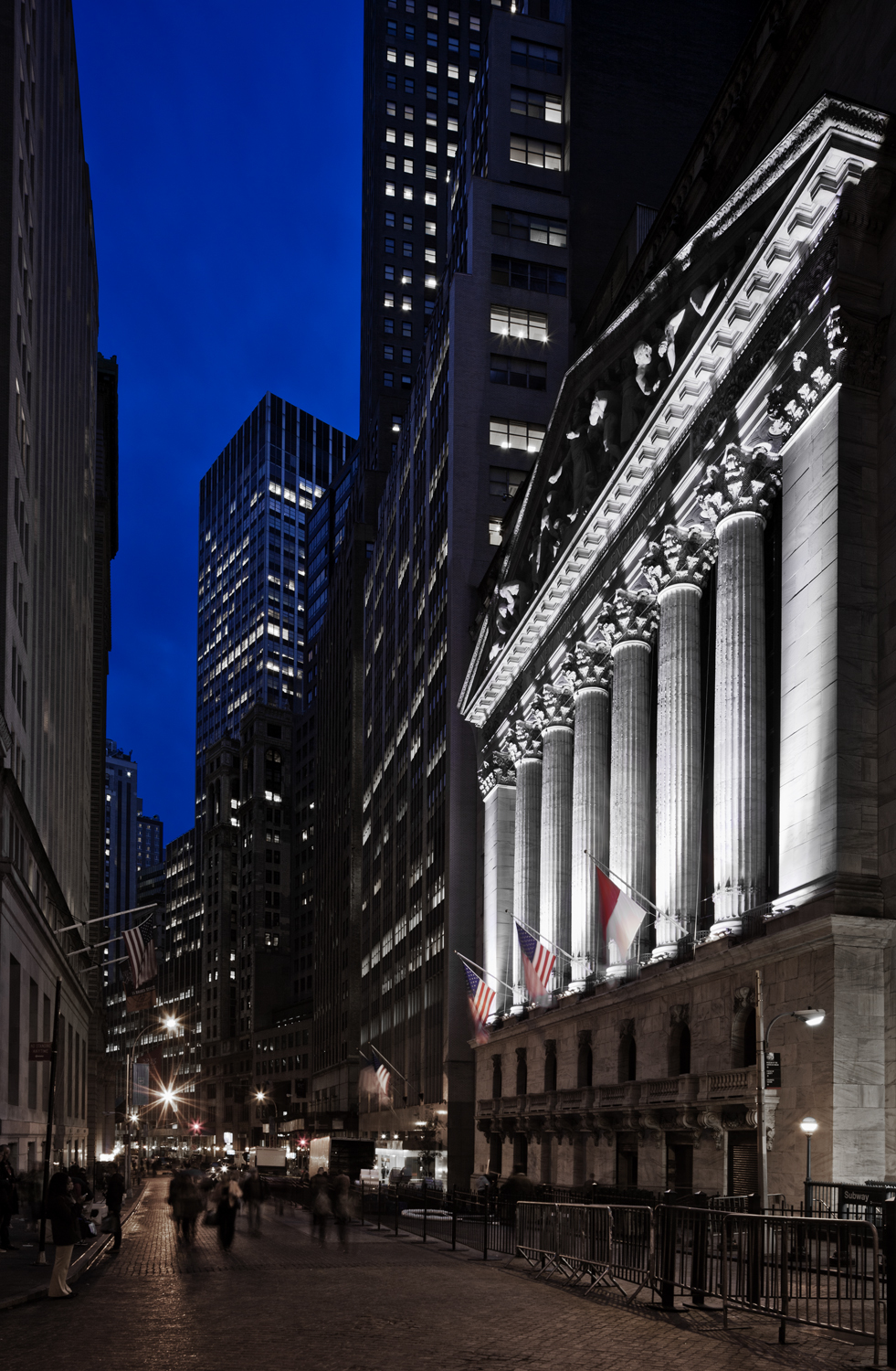 The New York Stock Exchange ©Davidsohn global tecnologies