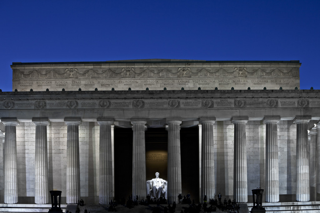 Lincoln Memorial Washington D.C. ©Davidsohn global technologies