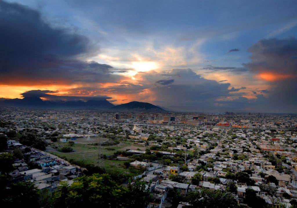 Monterrey Landscape 02